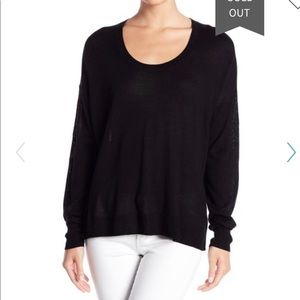 Madewell Southstar Wool Blend Pullover sweater-